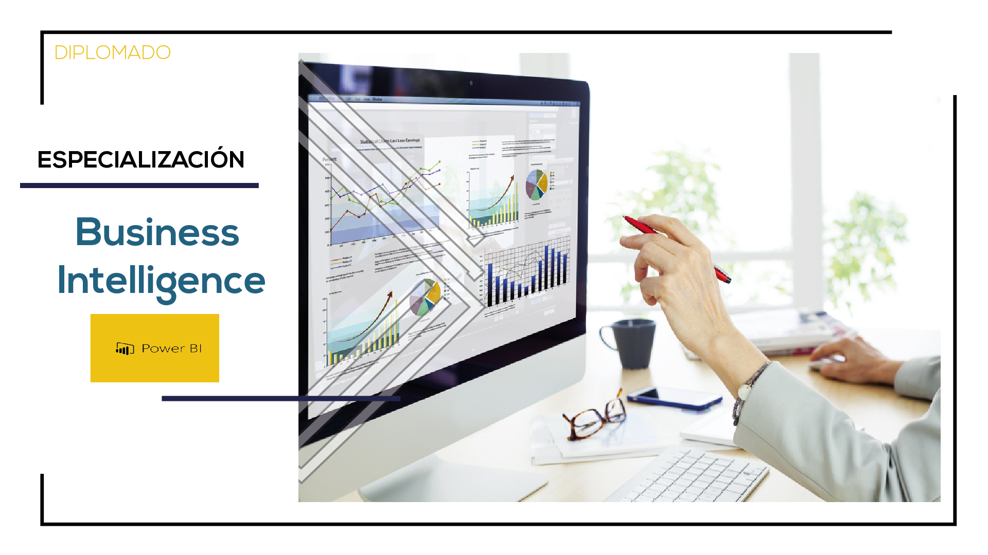 Especialización en Business Intelligence con Power BI